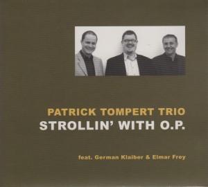Patrick Tompert Trio